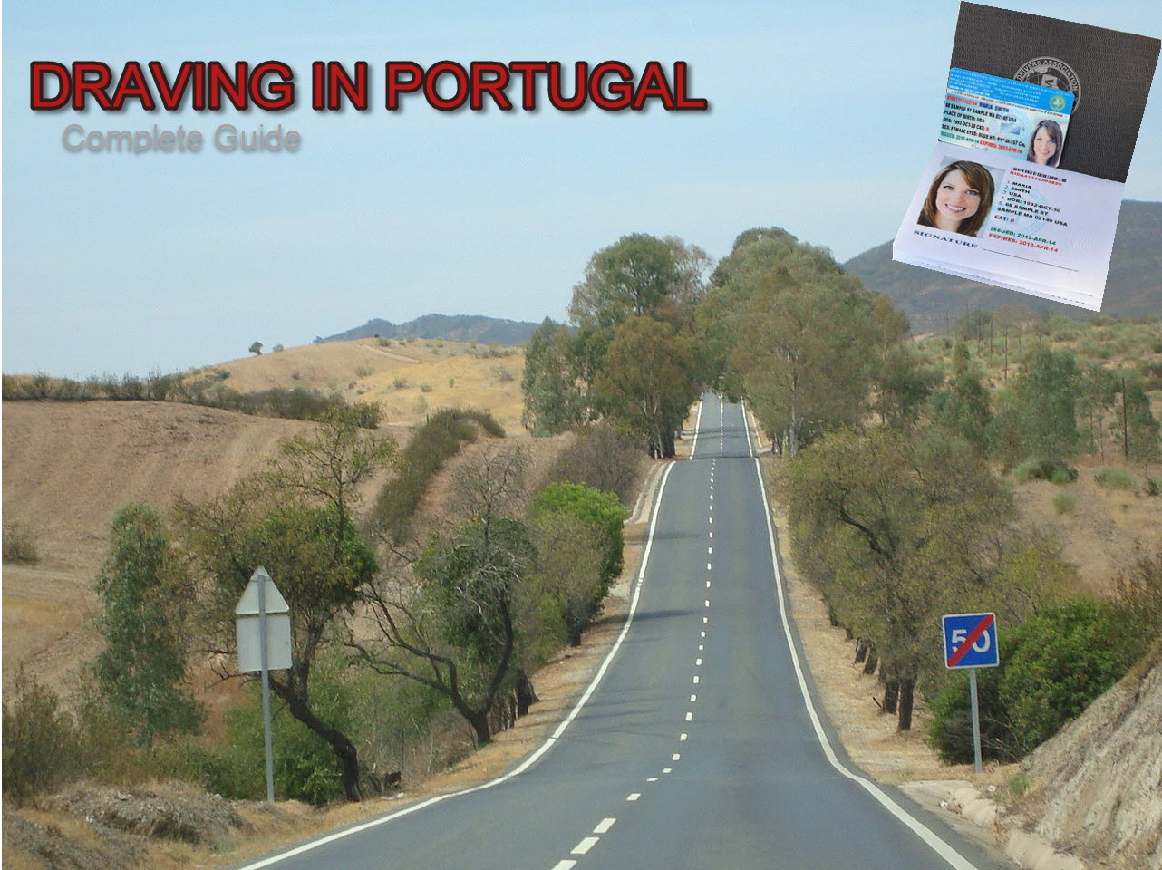 driving in Portugal