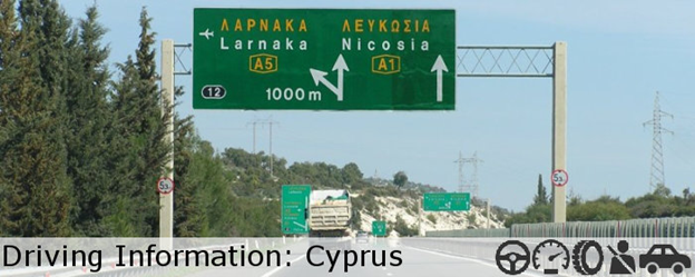 Driving Information in Cyprus