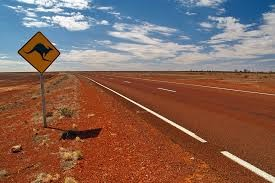driving in Australia as a tourist
