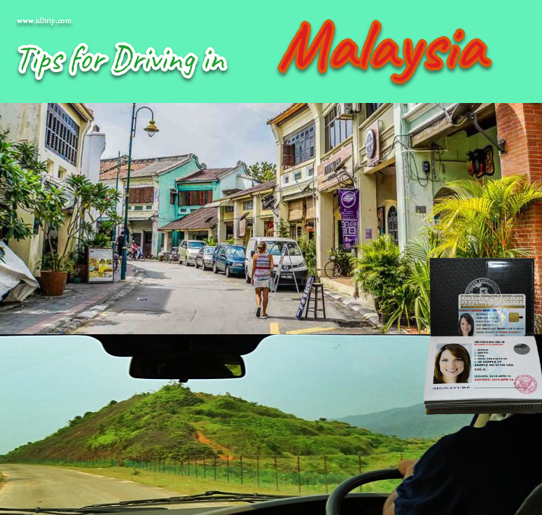 Tips for Driving in Malaysia
