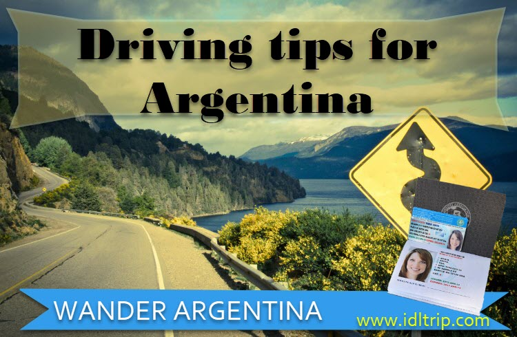 Driving Tips for Argentina